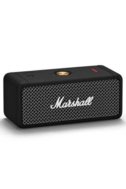 Marshall Emberton Siyah Bluetooth Taşınabilir Hoparlör