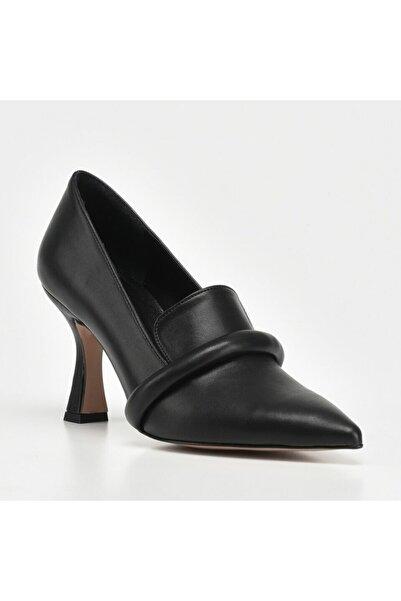 Hotiç Kadın Siyah Stiletto
