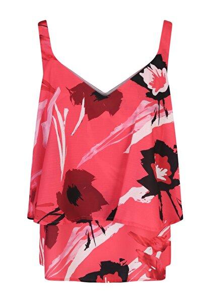 W Collection Kadın Pembe Bluz