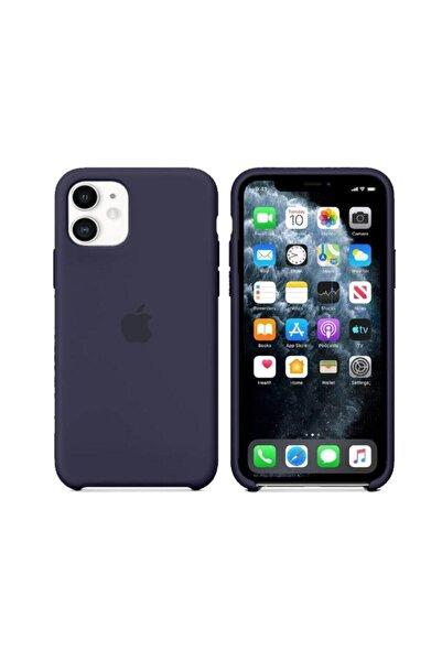 Nezih Case Gece Mavisi Iphone 11 Silikon Kılıf