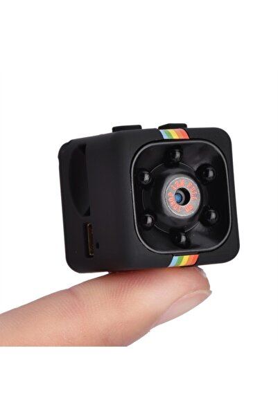 Ally Mını Kamera 1080p Bataryalı - Foto-ses-video Mini Kamera