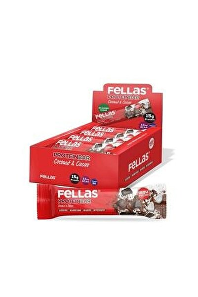 Fellas Protein Bar