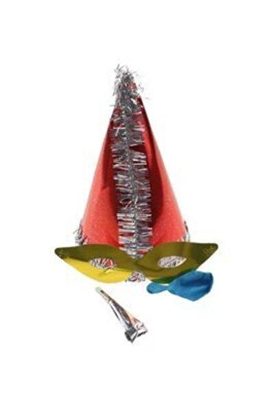 MELİNA BALLOON Yılbaşı Katyon Set Şapka