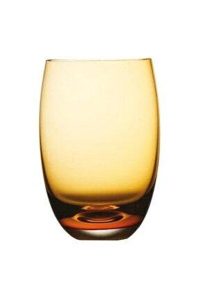 Paşabahçe Nude Colered Serisi O Sarı Renk Su Bardağı 6 Adet Ask-pb12925-sr