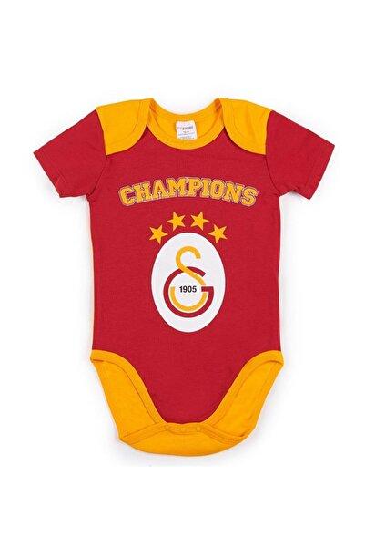 Galatasaray Lisanslı Bebek Zıbın