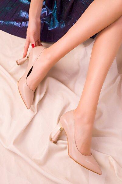 SOHO Ten Kadın Klasik Topuklu Ayakkabı 15695