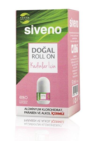 Siveno Roll-on Doğal Kadın 50 ml