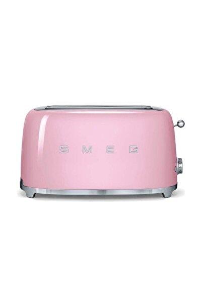 SMEG Pembe Ekmek Kızartma Makinesi 2x4