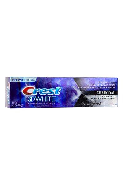 CREST 3d White Kömür Beyazlatıcı Diş Macunu 116 gr