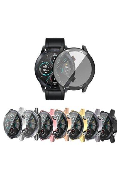 Anet Honor Watch Magic 2 46mm 360 Koruma Ultra Ince Silikon Kılıf