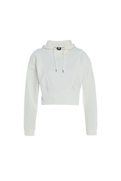New Balance Kadın Beyaz Athletics Select Sweatshirt