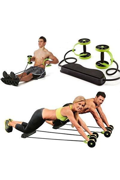 Wotechs Multiflex Pro Karın Kası Göbek Eritme Fitness Egzersiz Spor Aleti