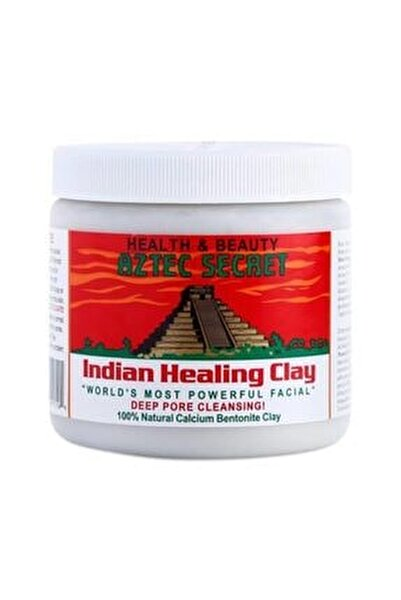 Indian Healing Clay Kil Maskesi 454 Gr