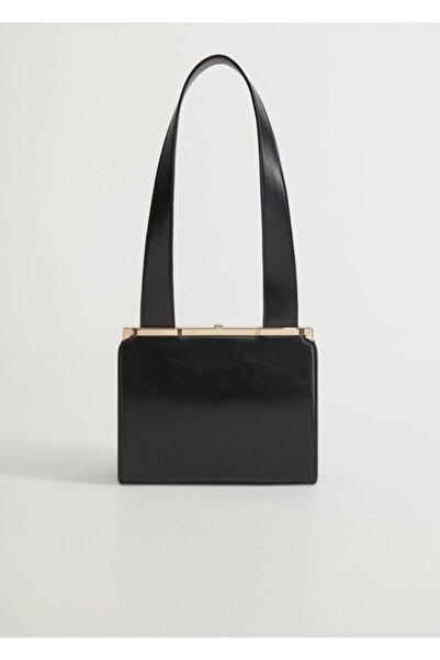 MANGO Woman Box Çanta