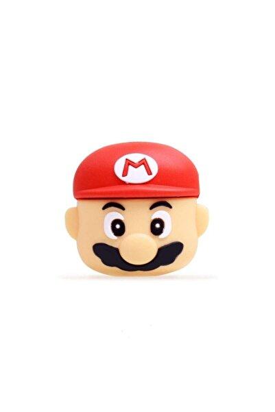 MY MÜRDÜM Sevimli Silikon Kablo Koruyucu Süper Mario