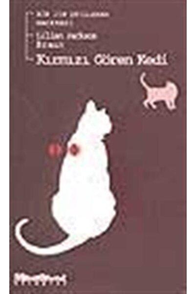 Oğlak Yayınları Kırmızı Gören Kedi Bir Jim Qwilleran Macerası