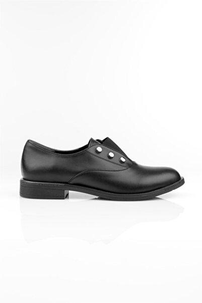 Oblavion Kadın Siyah Ayakkabı