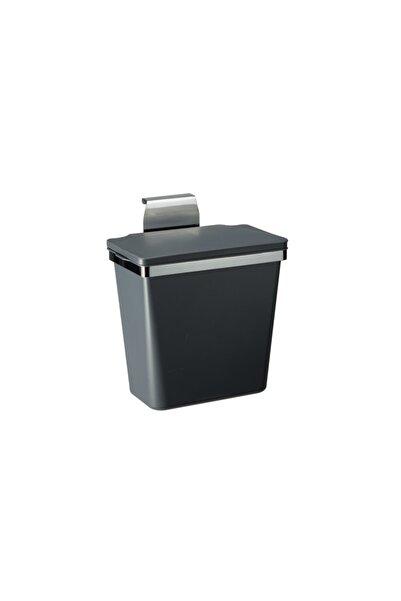 Pelikan Metal Askılı Mutfak Çöp Kovası-antrasit 11lt