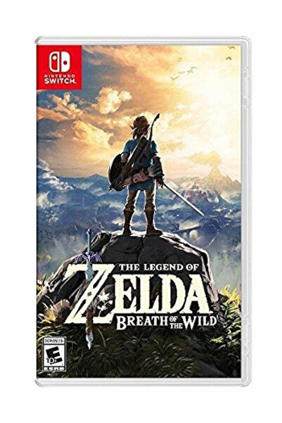 Nintendo Switch The Legend Of Zelda Breath Of The Wild Oyun