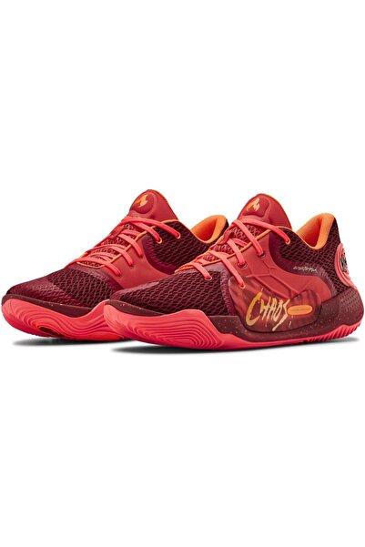 Under Armour Erkek Kırmızı Basketbol Ayakkabısı  Ua Spawn 2 - 3022626-600
