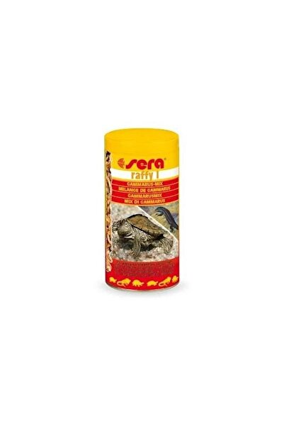 SERA Raffy I Kaplumbağa ve Sürüngen Yemi 35 gr 250 ml