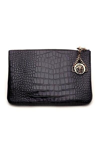 Mon Reve Kadın Siyah Lıon Çanta