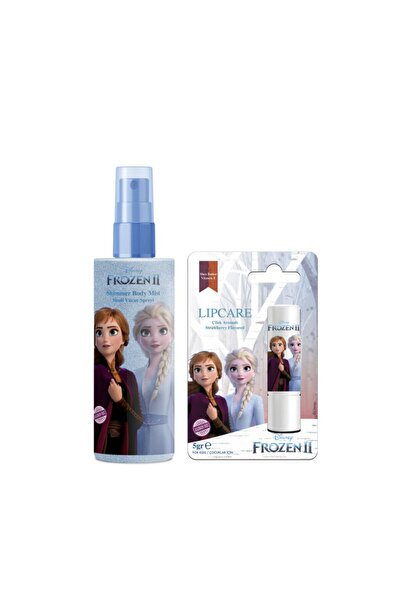 Disney Frozen 2 Shimmer Body Mist + Lipcare
