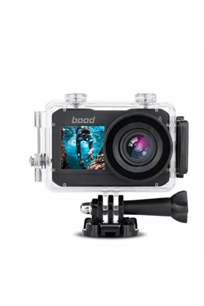 Bood 4k Çift Ekran Aksiyon Kamera