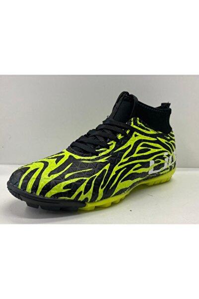 Lion Unisex Yeşil Halı Saha Ayakkabısı