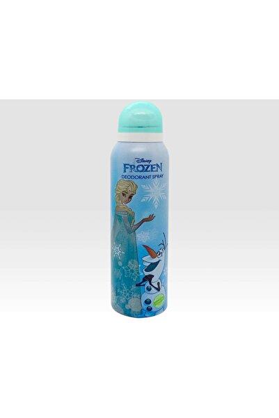 Frozen Disney Çocuk Deodorant Mavi
