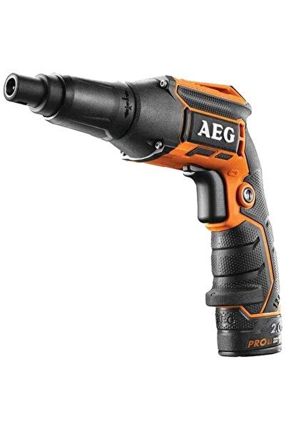 AEG Akülü Alçıpan Vidalama Makinesi Bts 12 C Lı 2.0 Ah