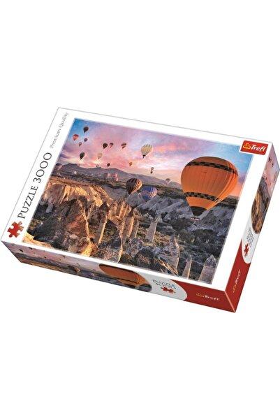 Trefl Balloons Over Cappadocia 3000 Parça Puzzle