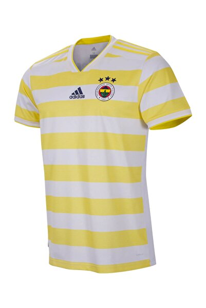 Fenerbahçe Unisex Sarı Beyaz Alternatif Forma