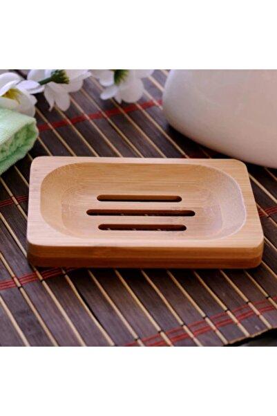 Alf Bambu Katı Sabunluk