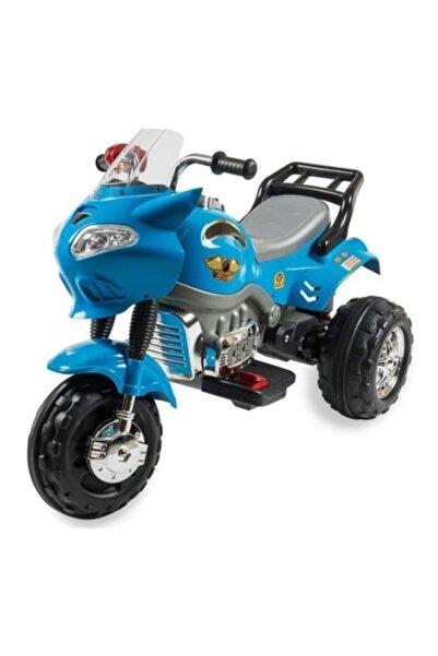 Aliş Toys Mavi Akülü Go Way Motorsiklet 404