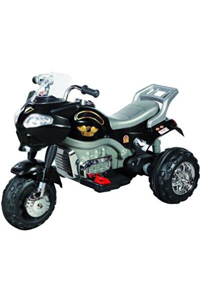 Aliş Toys Siyah Akülü Go Way Motorsiklet 404
