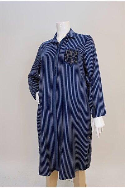 Femina Kadın Lacivert  Tunik 42789