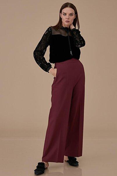 Kayra Kadın Siyah Tesettür Bluz  Ka-a9-10025-12