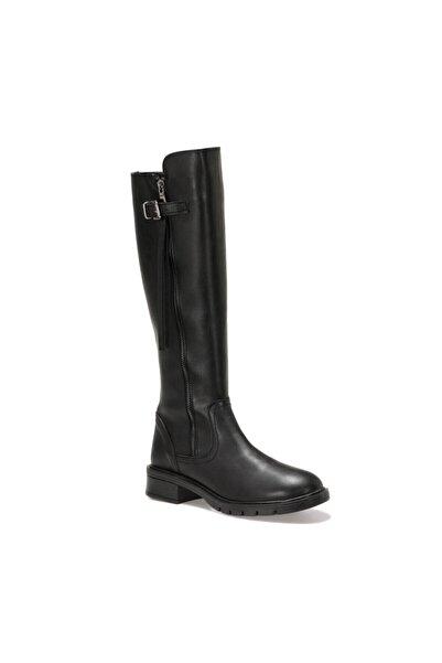 Polaris 316744.Z Siyah Kadın Ökçeli Çizme 100562165