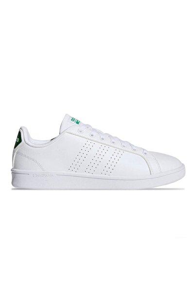 adidas CLOUDFOAM ADVANTAGE CLEAN Beyaz Erkek Deri Sneaker 100257834