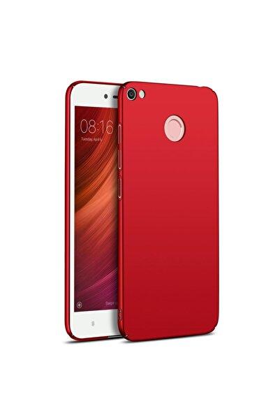 Microsonic Microsonic Redmi Note 5a Prime Kılıf Premium Slim Kırmızı