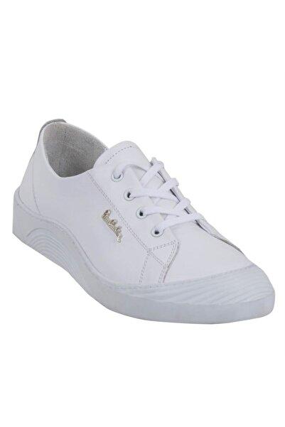 Pierre Cardin Kadın Beyaz Casual Ayakkabı Terda Pc-50262