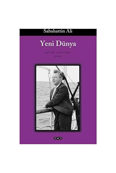 Yapı Kredi Yayınları Yeni Dünya - Sabahattin Ali