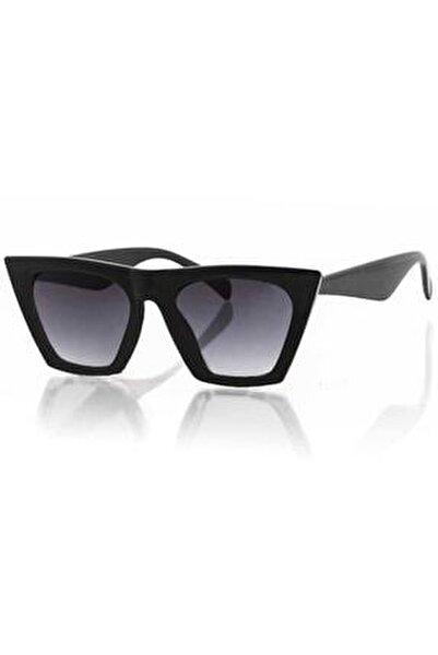 Kadın Siyah Güneş Gözlüğü Sm19sm8045r001