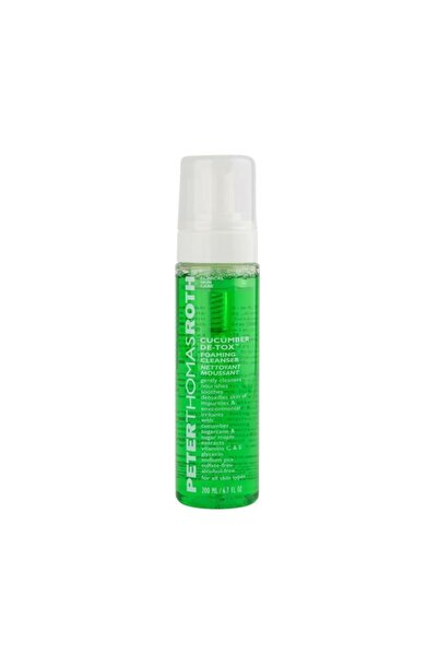 PETER THOMAS ROTH Cucumber Detox Foaming Cleanser 200ml