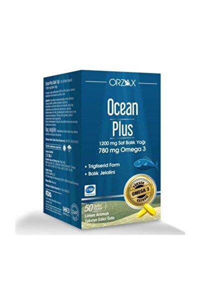 Ocean Plus 1200 Mg 50 Kapsül Omega 3