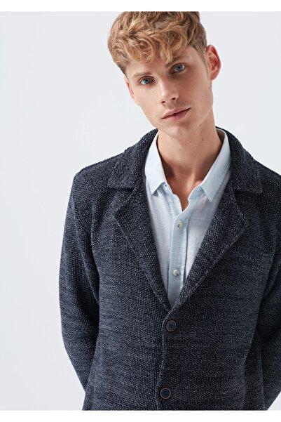 Mavi Triko Ceket