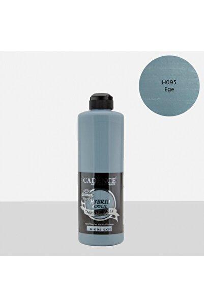 Cadence Hibrit Multisurface Akrilik Boya 500 ml H095 Ege