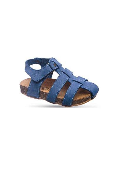 Sanbe 510 N 2003 21-25 Deri Sandalet-kot