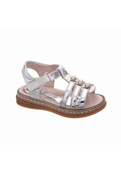 Sanbe 503 L 1302 31-36 Suni Deri Sandalet-lame